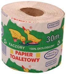 Papier szary Kaczory worek 64 rolki