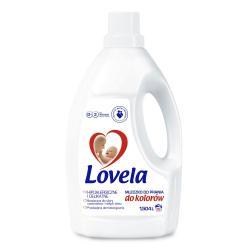 Lovela mleczko do prania kolor 1,504L