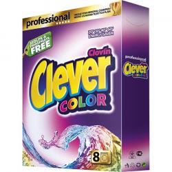 Clever Color 600g proszek do prania tkanin kolorowych