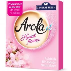 General Fresh neutralizator zapachów do kosza na śmieci Kwiatowy