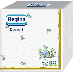 Regina serwetki 25x25cm 55szt. Kwiatowe