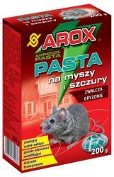 Arox pasta na myszy i szczury 200g