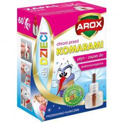 Arox elektro płyn do elektrofumigatora 60 nocy dla dzieci