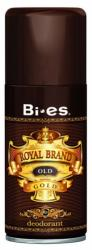 Bi-es dezodorant Royal Brand Gold 150ml dla mężczyzn