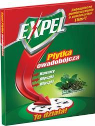 Expel płytka owadobójcza o zapachu zielonej herbaty