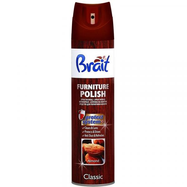 Brait spray o mebli Classic Almond 350ml