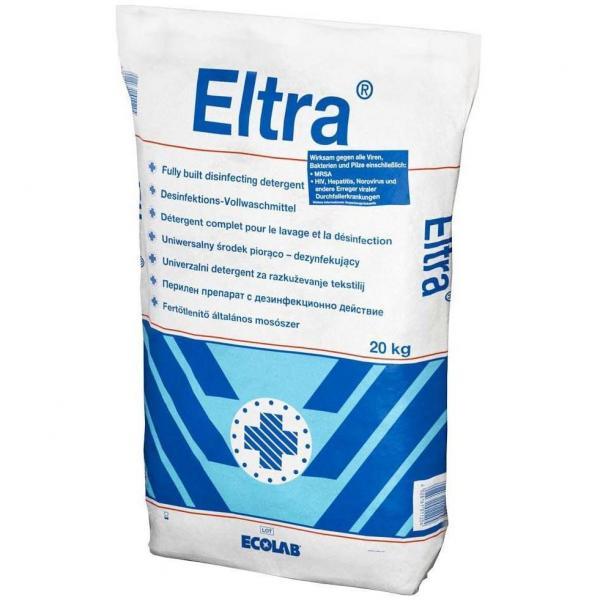 Ecolab Eltra proszek piorąco-dezynfekujący 20kg