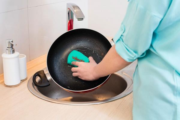 Vileda zmywak kuchenny Pur Active 2szt