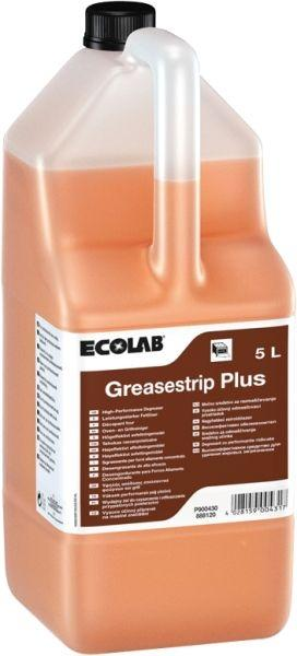 Ecolab Greasestrip Plus żel do przypalonych powierzchni 5L