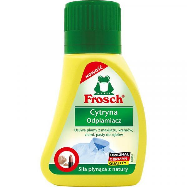 Frosch odplamiacz do tkanin 75ml Cytryna
