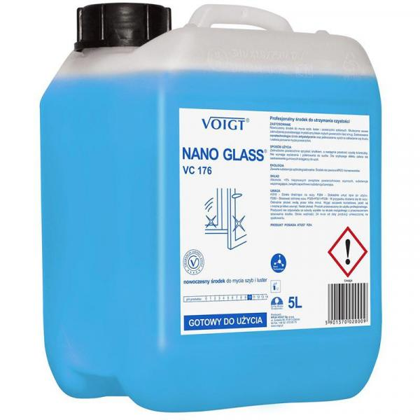 Voigt Nano Glass (VC176) płyn do mycia szyb 5L