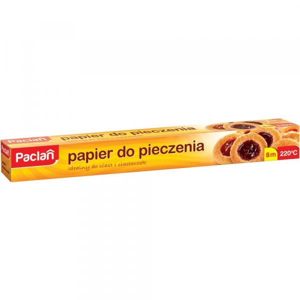 Paclan papier do pieczenia 8m box