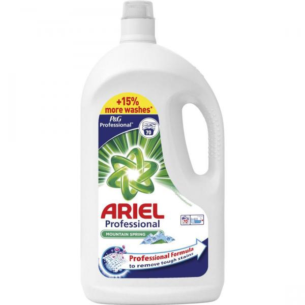 Ariel żel do prania tkanin Mountain Spring 3,85L